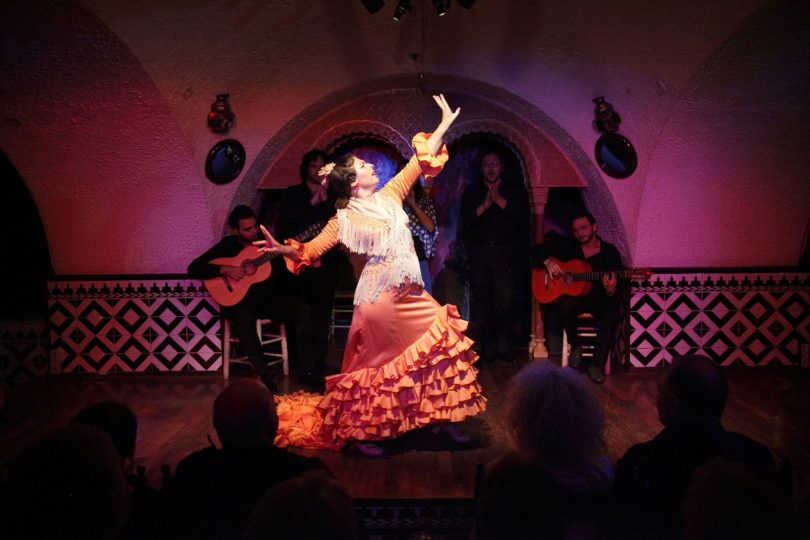 Концерт фламенко: Tablao Flamenсo