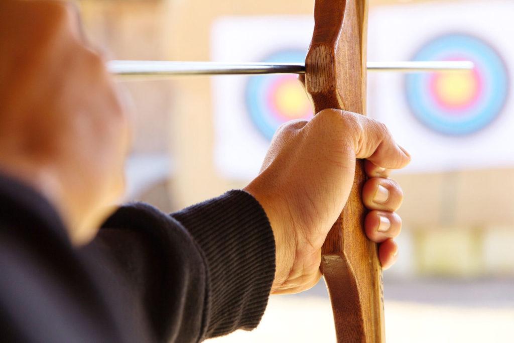 Мастер-класс по стрельбе из лука и арбалета