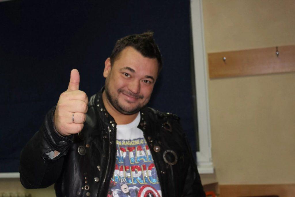 Концерт «Руки вверх!» в Москве