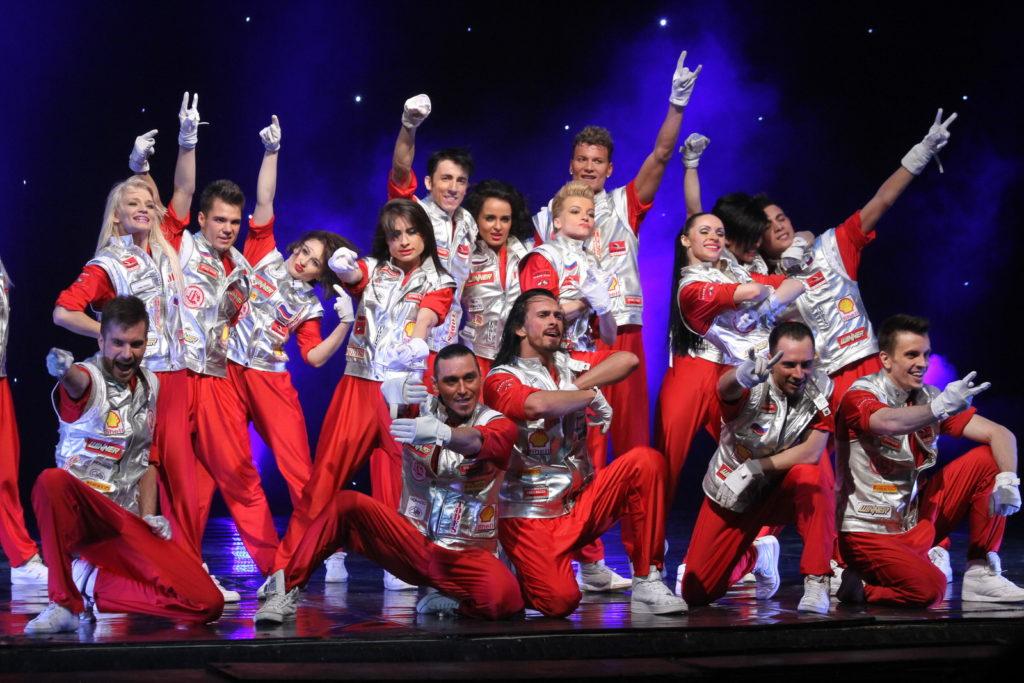Спектакль Тодес: Танцуем любовь