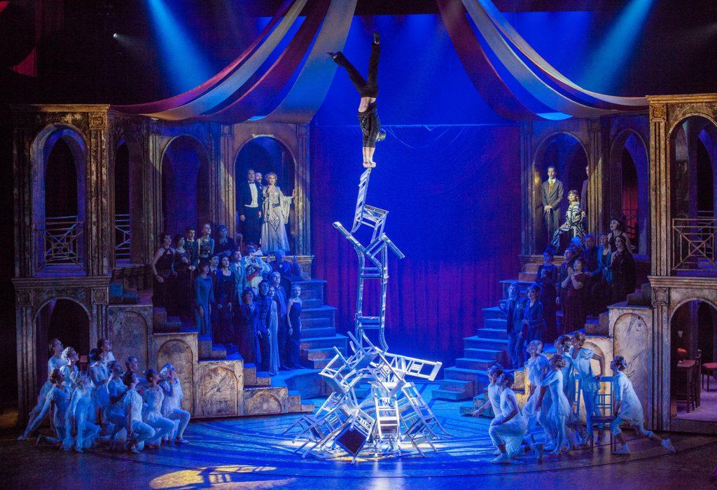 Билеты на мюзикл Принцесса цирка