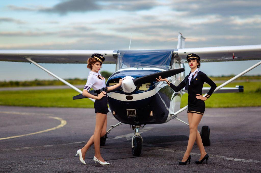 Купон на обучение пилотированию самолета