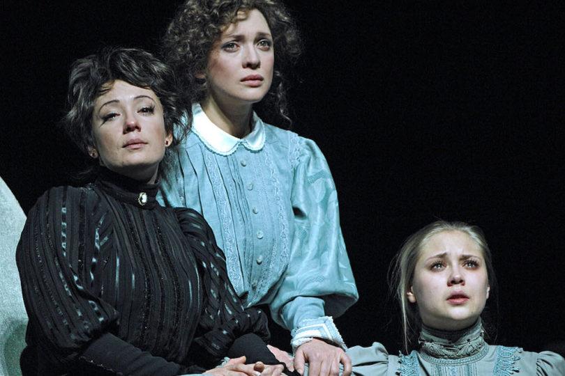 Спектакль Три сестры