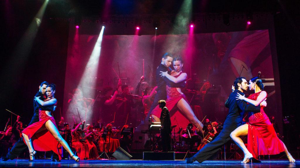 Билеты на шоу «Танго без границ»