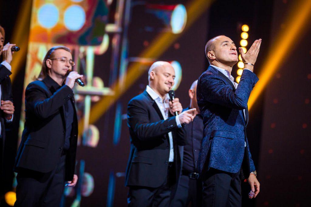 Билеты на концерт Хора Турецкого в Москве