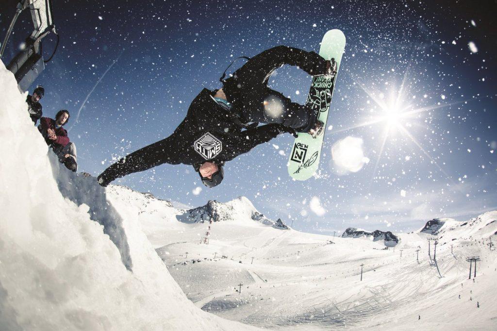 Купон на обучение катанию на сноуборде