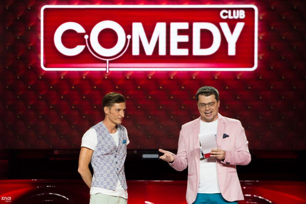 Билеты на Comedy Club