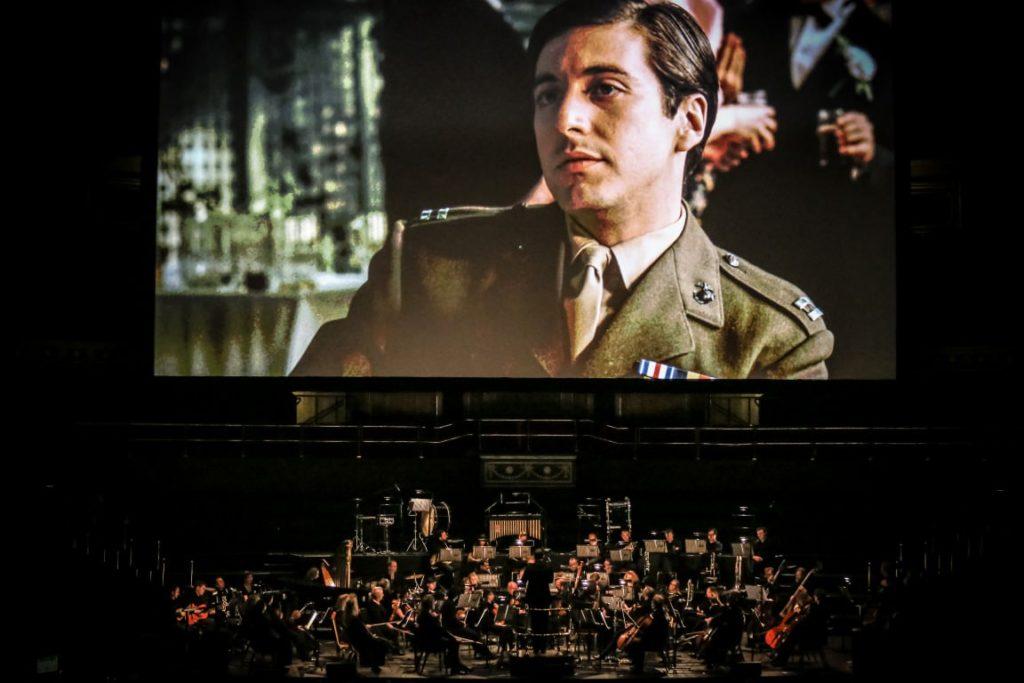 Festival Live Cinema Concert Крестный отец