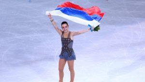 Праздник олимпийцев «Чемпионы – Москве»