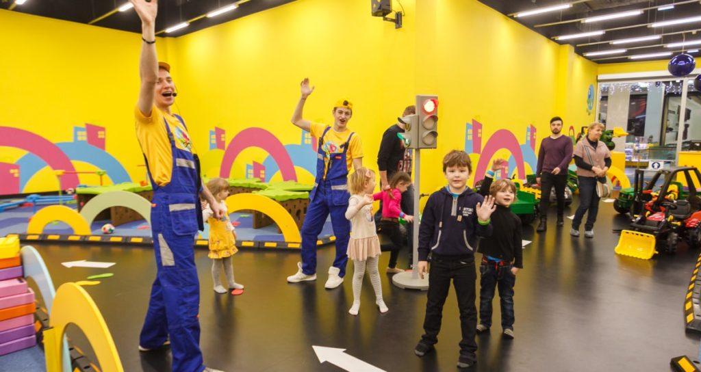 Детский развлекательный центр БибиLand