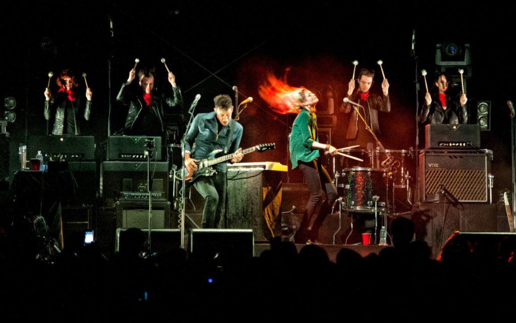 Концерт группы The Kills