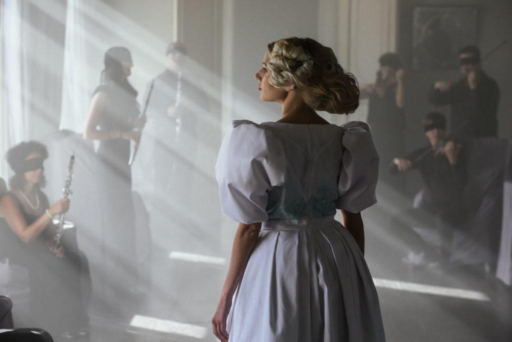 Опера-променад «Пиковая дама» в Москве