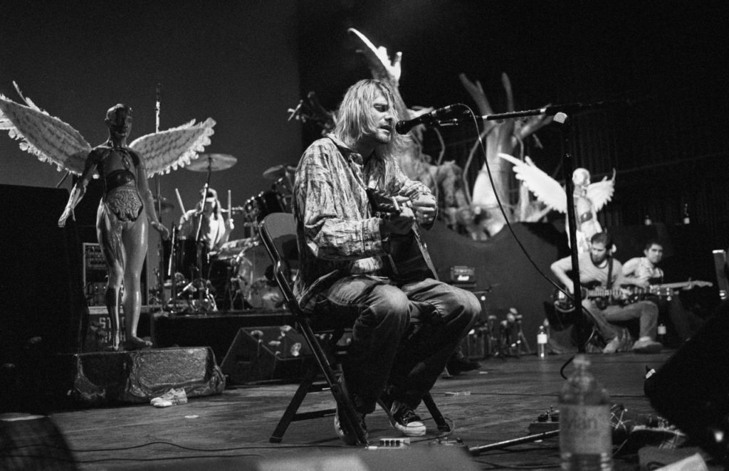 The Nirvana experience and Chad Channing в Москве