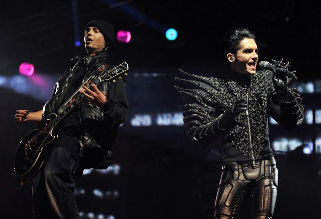 Концерт Tokio Hotel в Москве