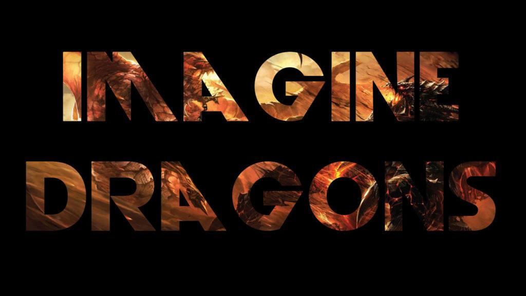 Концерт группы Imagine Dragons в Москве