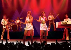 The ABBA REUNION