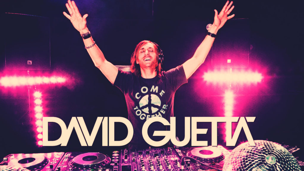 Концерт David Guetta на Park Live 2018