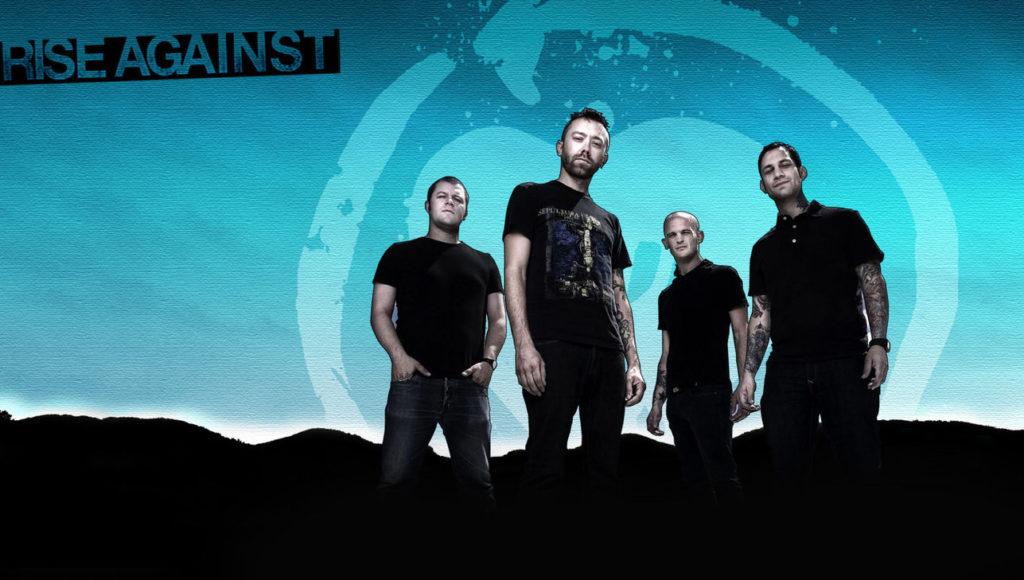 Концерт Rise Against в Москве
