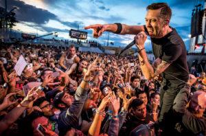 Концерт Rise Against