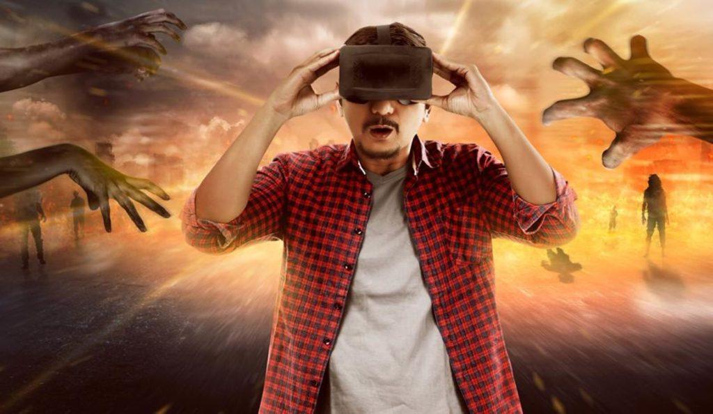 Игры в Хайп VR в Москве