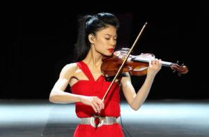 Концерт Ванессы Мэй в Москве