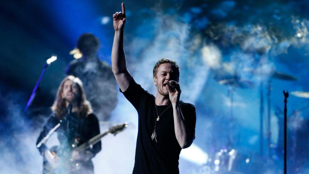 Концерт группы Imagine Dragons