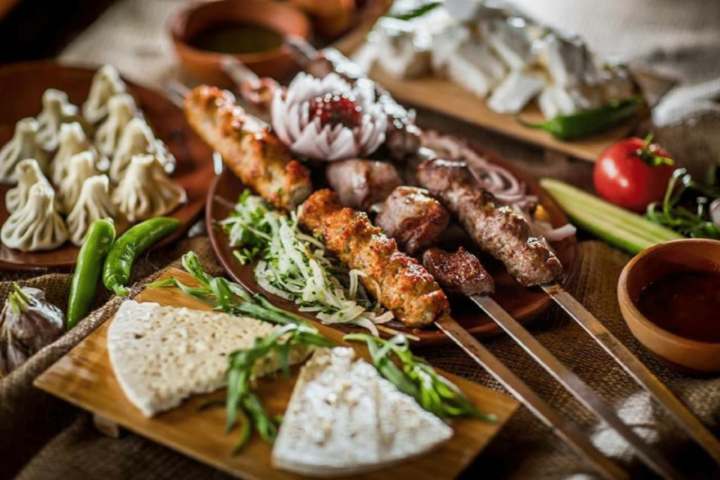 Ужин для двоих в грузинском ресторане «Даиси»