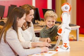 Курс по робототехнике для детей и подростков