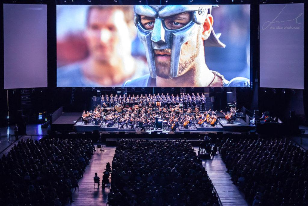Гладиатор. Live in Concert 23 февраля