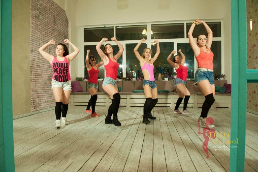 Танцевальная школа DHQ School