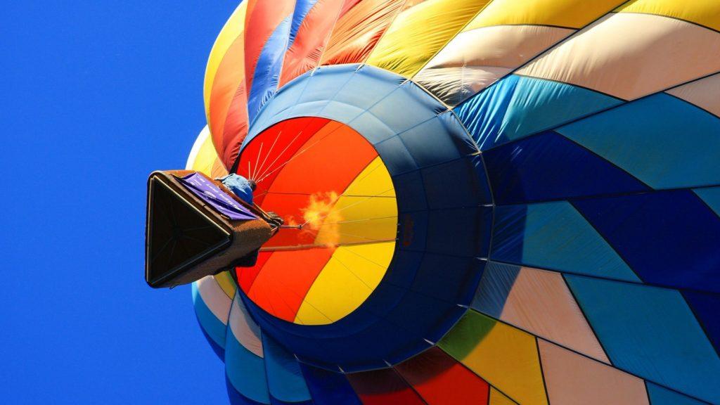 Полет на воздушном шаре от клуба «Аэронавт»
