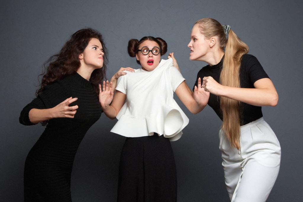 Театральный эксперимент «Art Women»