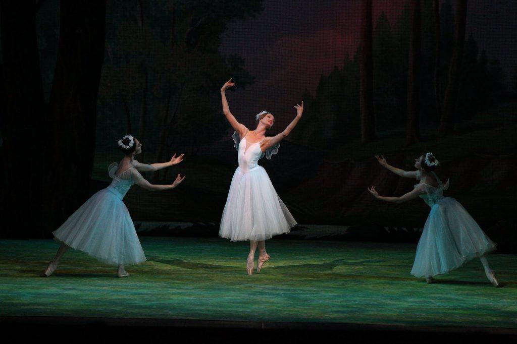 Билеты на балет Сильфида