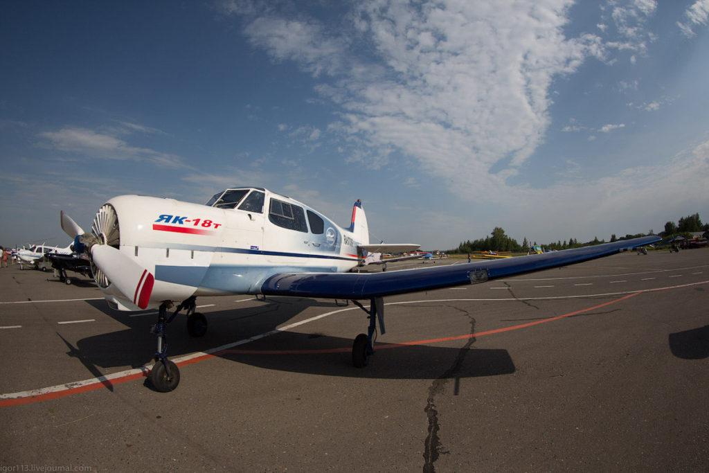Мастер-класса попилотированиюваэроклубе Fly-zone