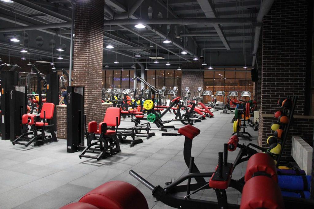 Фитнес-клуб «Богатырь» на Нагатинской