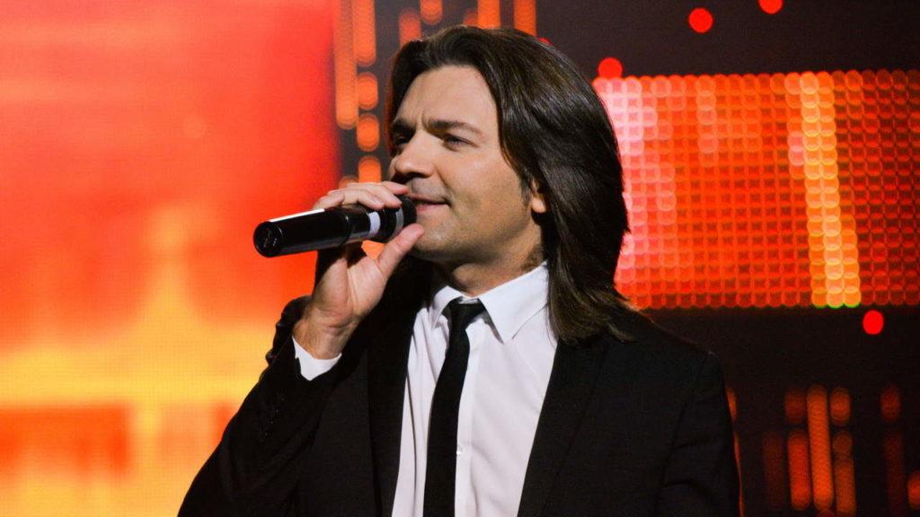 Юбилейный концерт Дмитрия Маликова в Москве