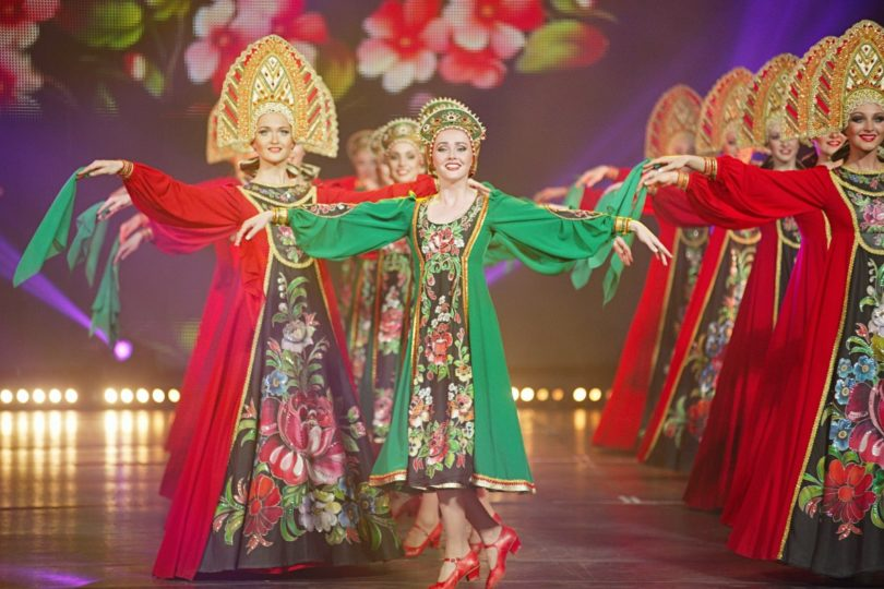 Билеты на концерт Театра танца Гжель