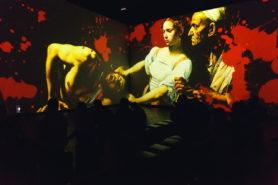 Мультимедийная выставка Страсти по Фрейду