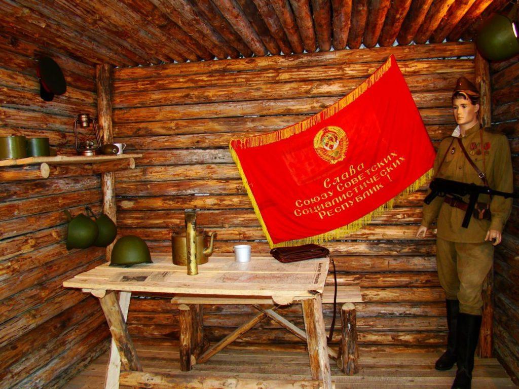 Экскурсии в музее Ратной истории Москвы