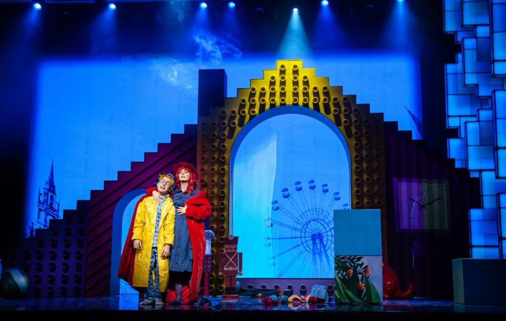 Мюзикл Синяя синяя птица - спектакль для всей семьи