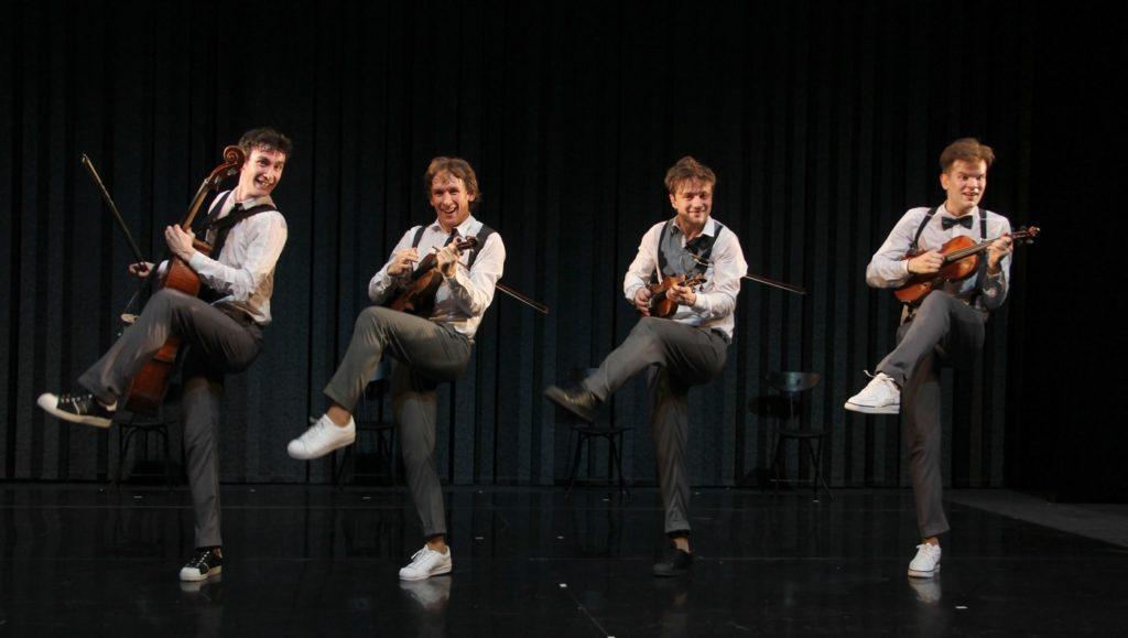 Спектакль Moscow Boys 1 апреля