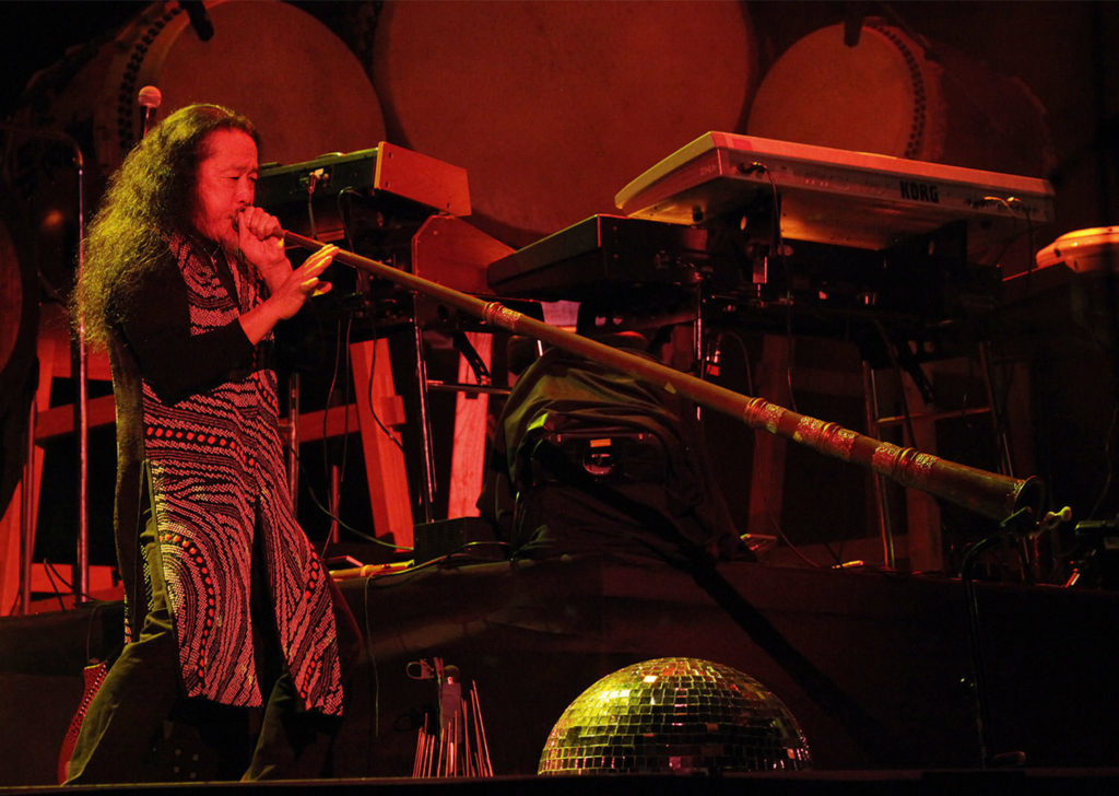 Концерт Kitaro в Москве