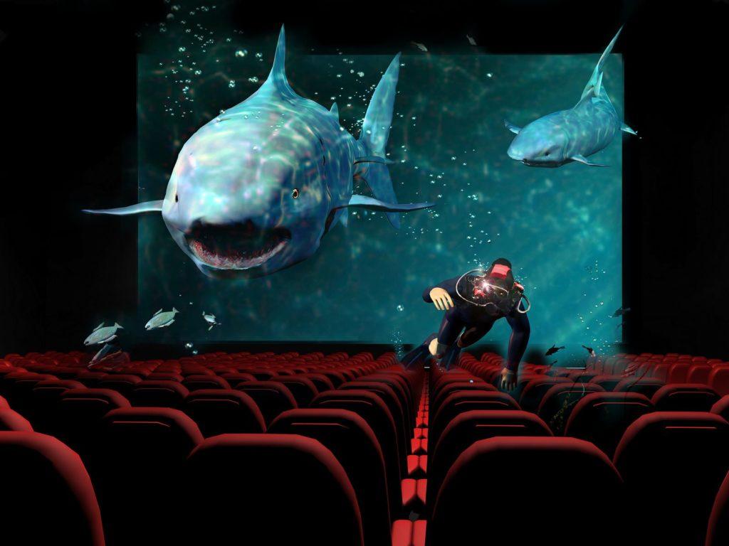 5D-Кинотеатр в Москве