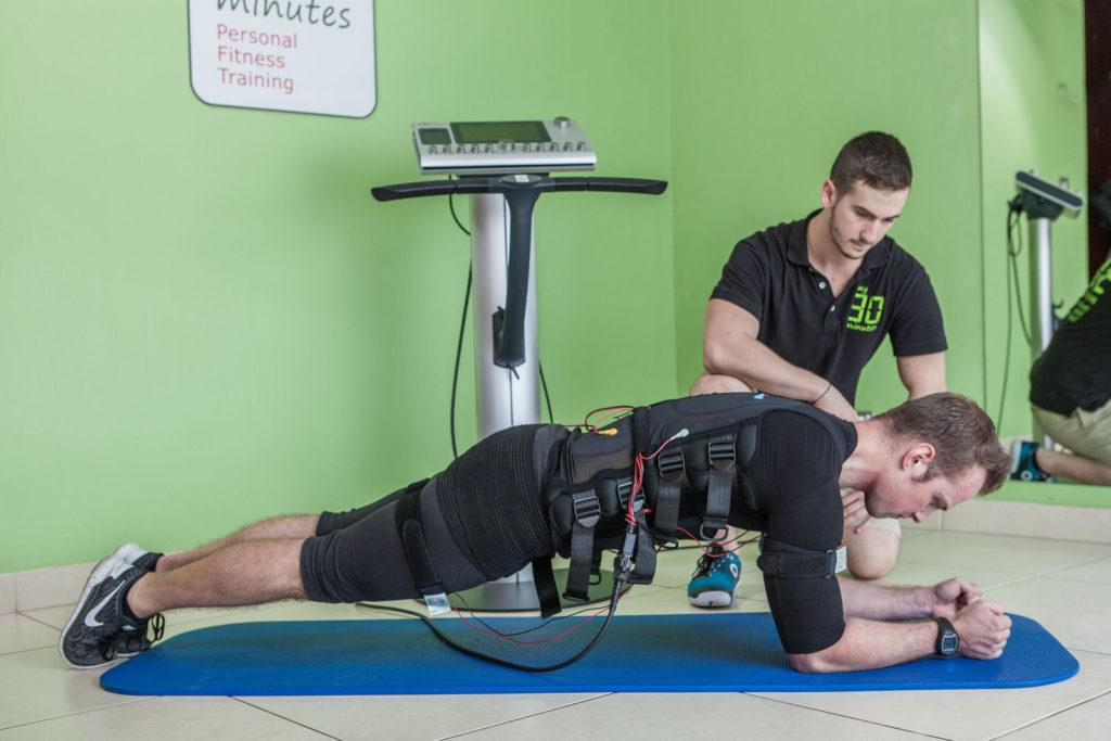 EMS тренировки в Москвевстудии X-Body Light