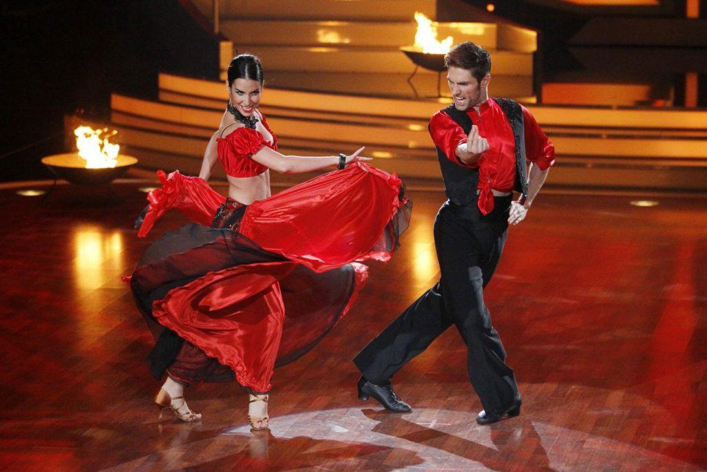 Кубок мира по латиноамериканским танцам среди профессионалов в Москве