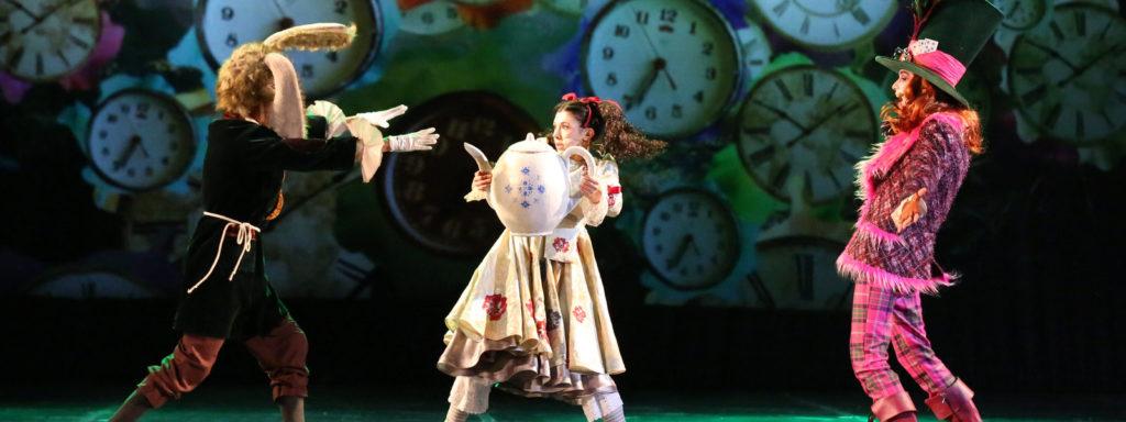 Мюзикл «Алиса в стране чудес» 15 апреля