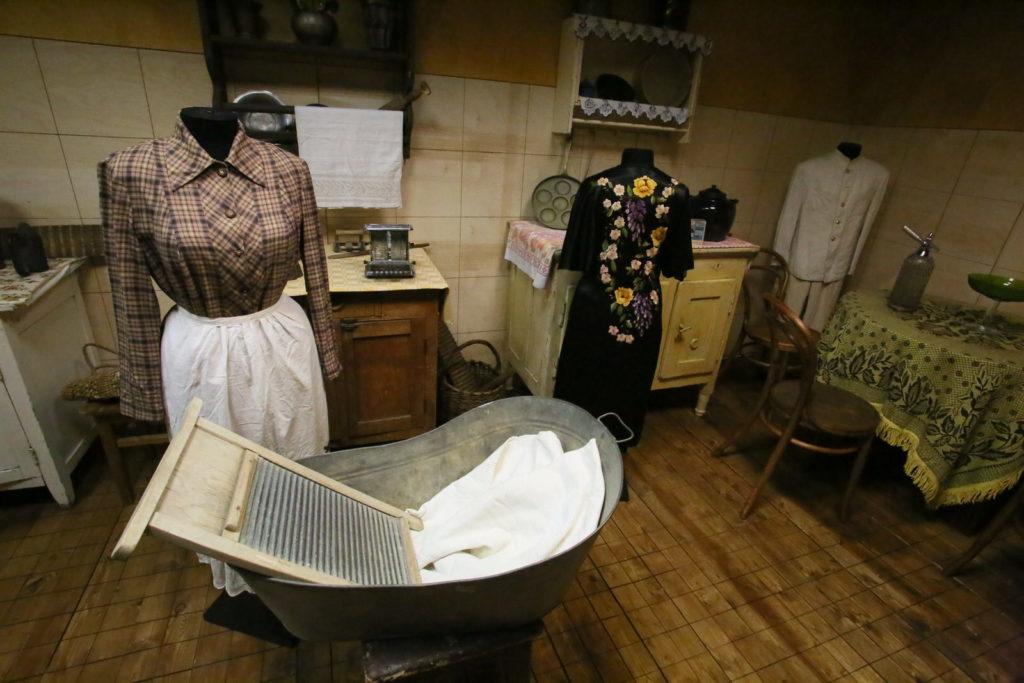Выставка Старая квартира в Музее Москвы