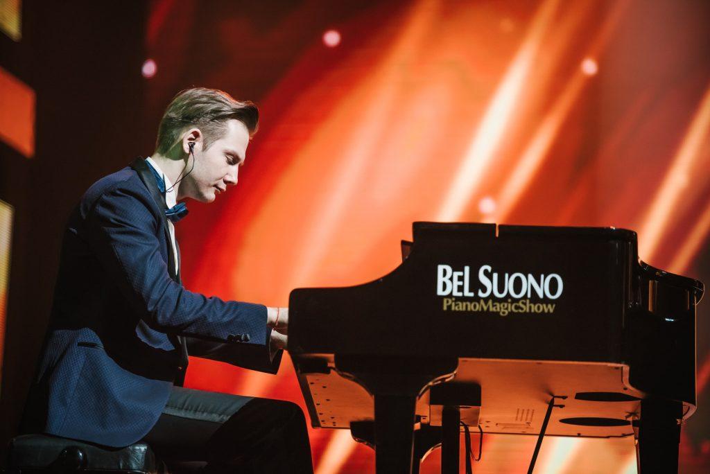 Билеты на шоу трех роялей Bel Suono