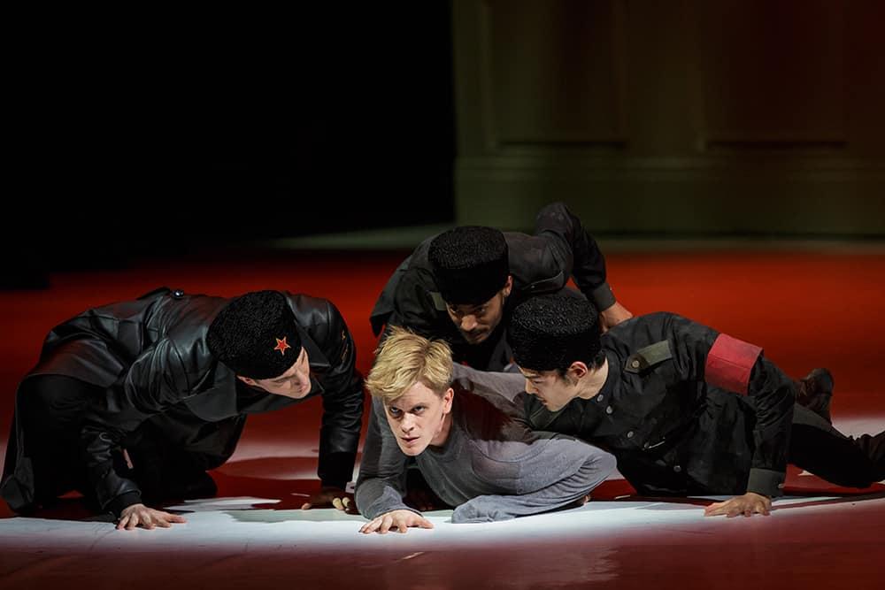 Балет «Доктор Живаго» в Москве