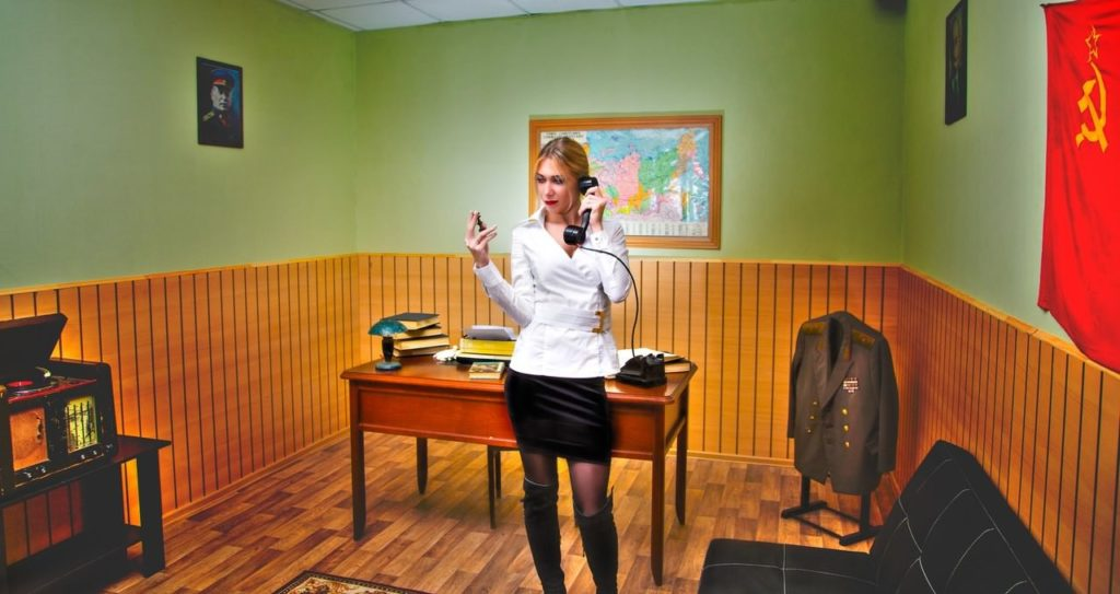 Квест «Бункер Сталина»откомпании Quest Hunter